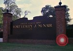 Image of Fort Lesley J McNair Washington DC USA, 1974, second 6 stock footage video 65675032281