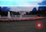 Image of White House in Washington, DC Washington DC USA, 1974, second 5 stock footage video 65675032287
