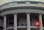 Image of White House Washington DC USA, 1974, second 9 stock footage video 65675032289