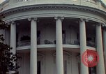 Image of White House Washington DC USA, 1974, second 10 stock footage video 65675032289