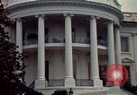 Image of White House Washington DC USA, 1974, second 11 stock footage video 65675032289