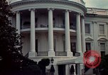 Image of White House Washington DC USA, 1974, second 12 stock footage video 65675032289