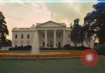 Image of White House Washington DC USA, 1974, second 1 stock footage video 65675032290