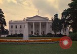 Image of White House Washington DC USA, 1974, second 2 stock footage video 65675032290