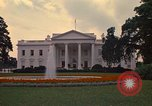 Image of White House Washington DC USA, 1974, second 4 stock footage video 65675032290