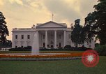Image of White House Washington DC USA, 1974, second 5 stock footage video 65675032290