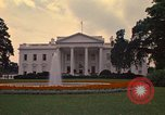Image of White House Washington DC USA, 1974, second 6 stock footage video 65675032290