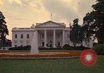 Image of White House Washington DC USA, 1974, second 8 stock footage video 65675032290