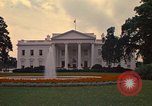 Image of White House Washington DC USA, 1974, second 10 stock footage video 65675032290