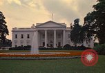 Image of White House Washington DC USA, 1974, second 12 stock footage video 65675032290