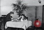 Image of disease causing micro-organisms and careless habits United States USA, 1922, second 8 stock footage video 65675032293