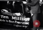 Image of ten millionth Model T Ford Highland Park Michigan USA, 1924, second 12 stock footage video 65675032318