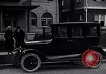 Image of Ford model T car Detroit Michigan USA, 1924, second 9 stock footage video 65675032319