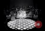 Image of dancers in night club Paris France, 1956, second 3 stock footage video 65675032323