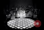 Image of dancers in night club Paris France, 1956, second 4 stock footage video 65675032323
