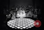Image of dancers in night club Paris France, 1956, second 5 stock footage video 65675032323