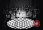 Image of dancers in night club Paris France, 1956, second 7 stock footage video 65675032323