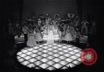 Image of dancers in night club Paris France, 1956, second 9 stock footage video 65675032323