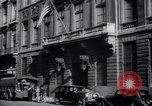 Image of United States Consulate in Bordeaux France World War 2 Bordeaux France, 1940, second 2 stock footage video 65675032331