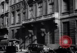 Image of United States Consulate in Bordeaux France World War 2 Bordeaux France, 1940, second 7 stock footage video 65675032331