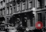 Image of United States Consulate in Bordeaux France World War 2 Bordeaux France, 1940, second 9 stock footage video 65675032331