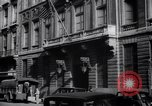 Image of United States Consulate in Bordeaux France World War 2 Bordeaux France, 1940, second 11 stock footage video 65675032331