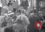 Image of American passengers SS Washington Le Verdon Sur Mer Bordeaux France, 1940, second 2 stock footage video 65675032333