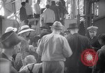 Image of American passengers SS Washington Le Verdon Sur Mer Bordeaux France, 1940, second 4 stock footage video 65675032333