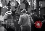 Image of American passengers SS Washington Le Verdon Sur Mer Bordeaux France, 1940, second 8 stock footage video 65675032333