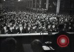 Image of pre-election gathering Molotov Moscow Russia, 1947, second 11 stock footage video 65675032344