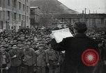 Image of citizens signing letter of appreciation Sofia Bulgaria, 1947, second 5 stock footage video 65675032349