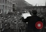 Image of citizens signing letter of appreciation Sofia Bulgaria, 1947, second 6 stock footage video 65675032349