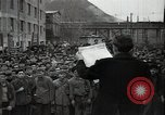 Image of citizens signing letter of appreciation Sofia Bulgaria, 1947, second 7 stock footage video 65675032349