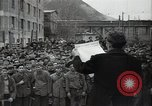 Image of citizens signing letter of appreciation Sofia Bulgaria, 1947, second 9 stock footage video 65675032349