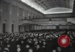 Image of meeting Moscow Russia Soviet Union, 1947, second 3 stock footage video 65675032350