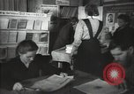 Image of people reading in a library and man lecturing Russia, 1948, second 11 stock footage video 65675032363