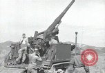 Image of 155mm gun   Korea, 1950, second 12 stock footage video 65675032372