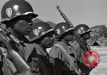 Image of 24th infantry regiment disbanded United States USA, 1951, second 5 stock footage video 65675032374