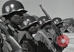 Image of 24th infantry regiment disbanded United States USA, 1951, second 7 stock footage video 65675032374