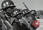 Image of 24th infantry regiment disbanded United States USA, 1951, second 8 stock footage video 65675032374