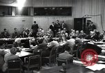 Image of 559th meeting of UN Security Council Flushing Meadows New York United States USA, 1951, second 7 stock footage video 65675032375