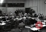 Image of 559th meeting of UN Security Council Flushing Meadows New York United States USA, 1951, second 10 stock footage video 65675032375