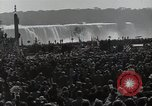 Image of Niagara Falls Canada, 1951, second 2 stock footage video 65675032379
