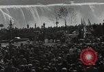 Image of Niagara Falls Canada, 1951, second 12 stock footage video 65675032379
