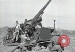 Image of US 24th Infantry soldiers firing from tank United States USA, 1947, second 12 stock footage video 65675032380