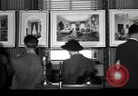 Image of Drawings and paintings of White House rooms United States USA, 1940, second 2 stock footage video 65675032382