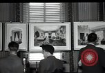 Image of Drawings and paintings of White House rooms United States USA, 1940, second 5 stock footage video 65675032382