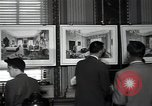 Image of Drawings and paintings of White House rooms United States USA, 1940, second 7 stock footage video 65675032382