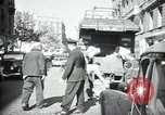 Image of Sanitation trucks and workers Paris France, 1953, second 7 stock footage video 65675032388