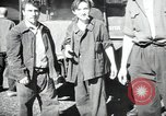Image of Sanitation trucks and workers Paris France, 1953, second 10 stock footage video 65675032388